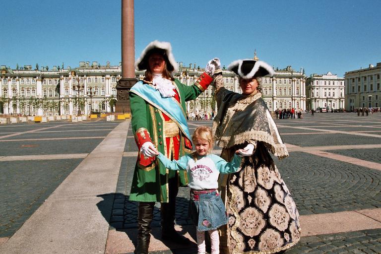 Helsinki Og Skt Petersborg